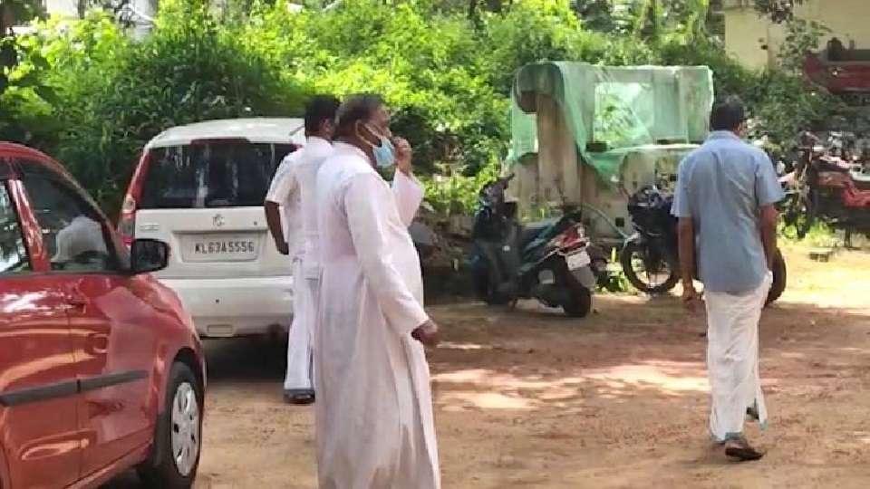 priest arrested