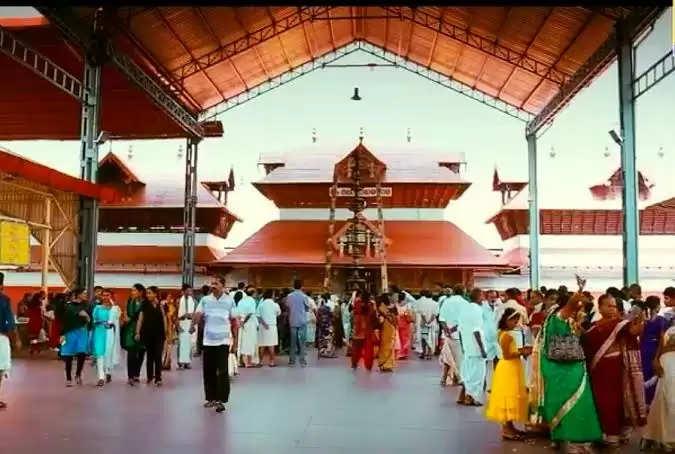 Guruvayur temple