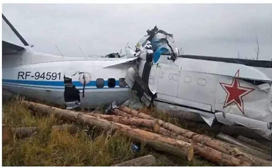 L-410  air craft