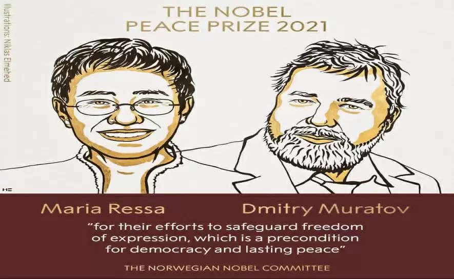 nobel price IN PEACE