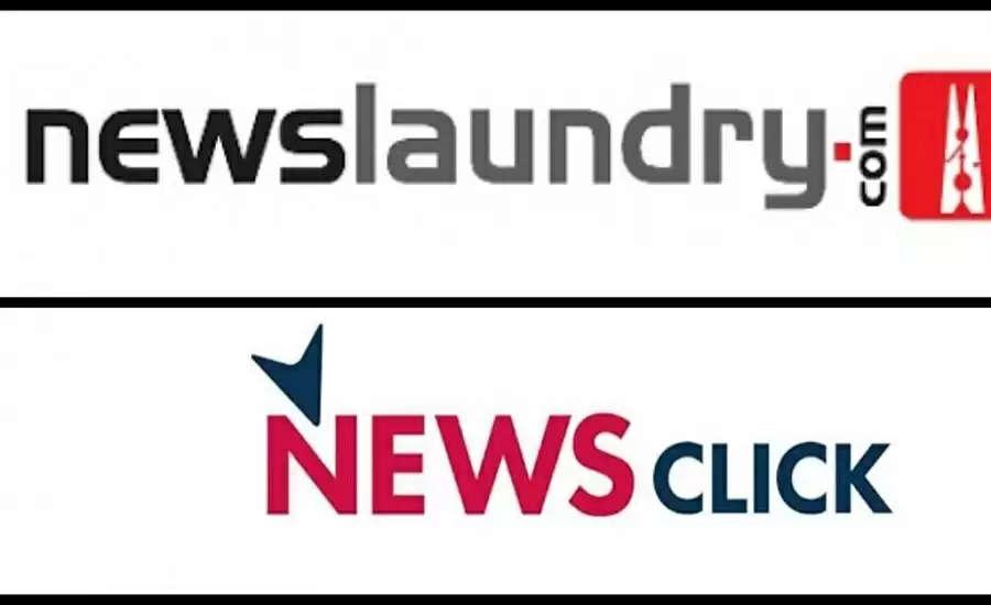 newslaundry and newsclick
