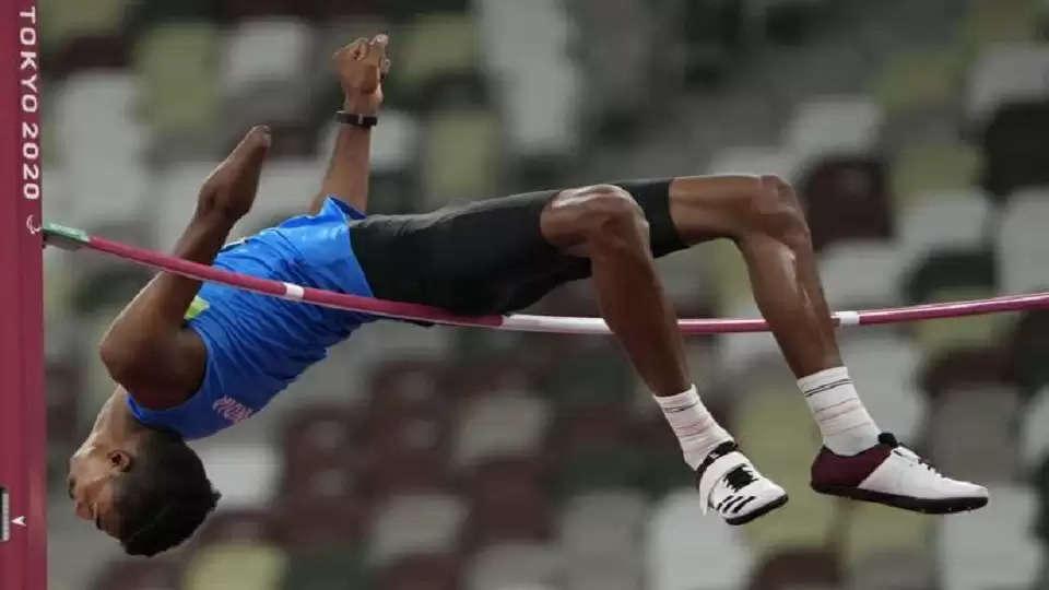 Nishad Kumar wins silver in high jump