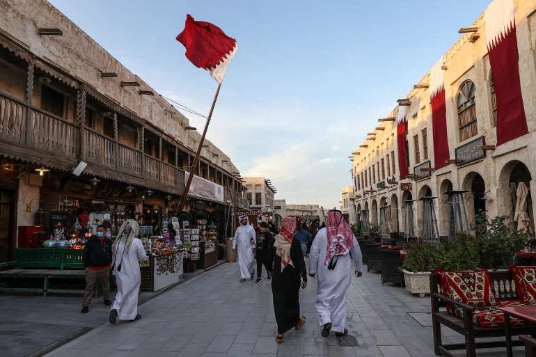 qatar covid