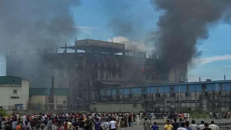 juice factory fire break