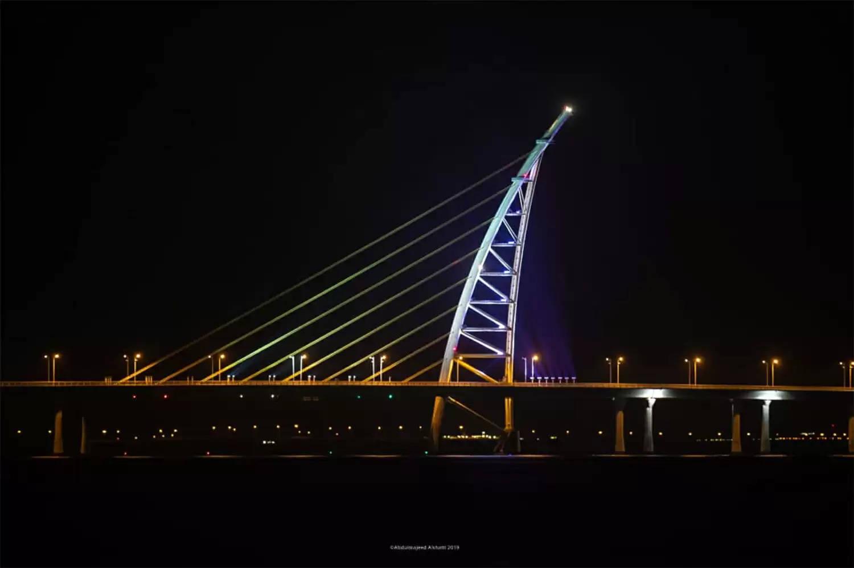 jabir bridge kuwait