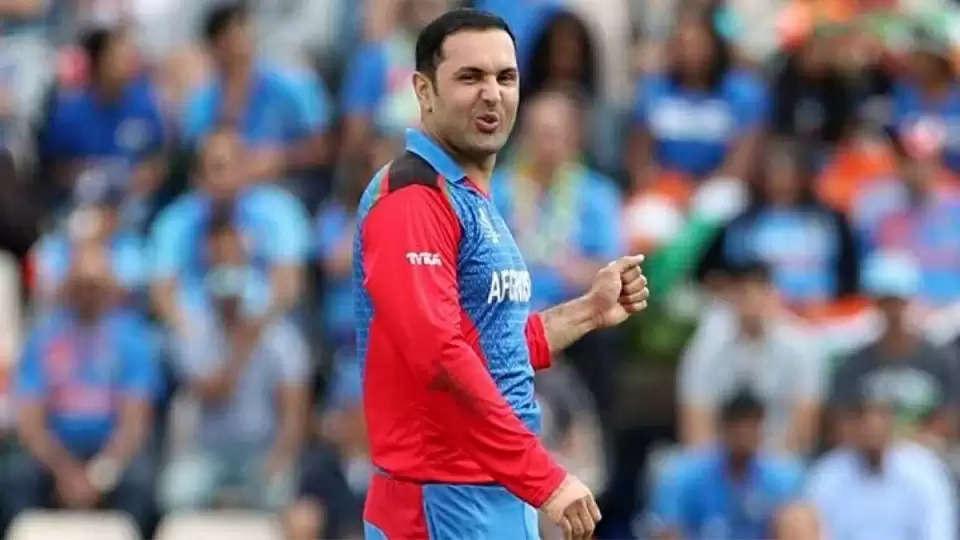 Muhammad Nabi captain  Afghan cricket team