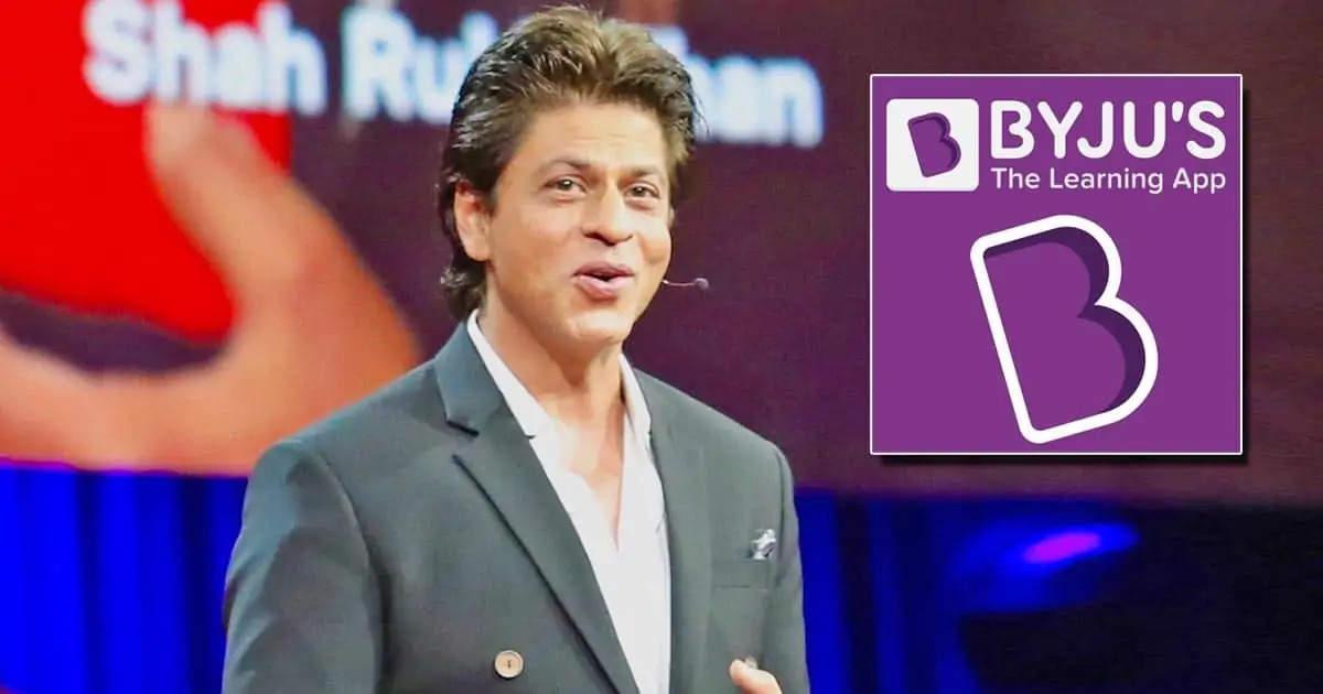 Byjus app Ads  Shah Rukh Khan