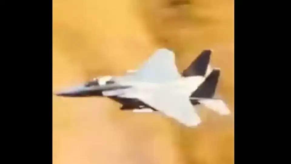Pakistani fighter jets hover over Panjshir