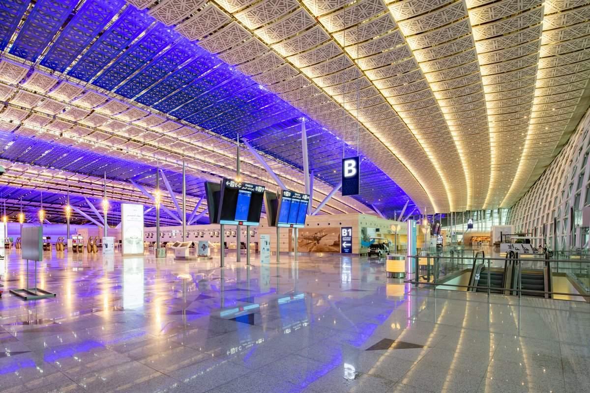 king abdulaziz airport jeddah