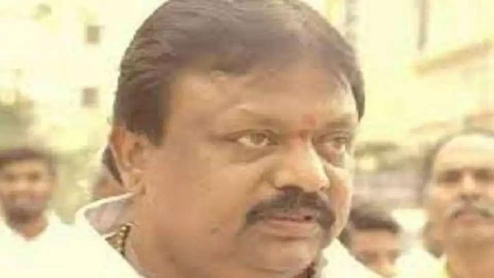 Senior BJP Leader Kolan Hanmanth Reddy To Join Congress