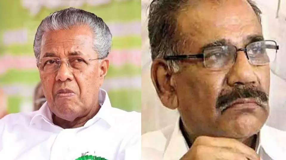 pinarayi and saseendran