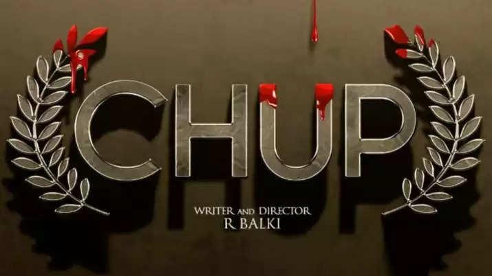 chup movie