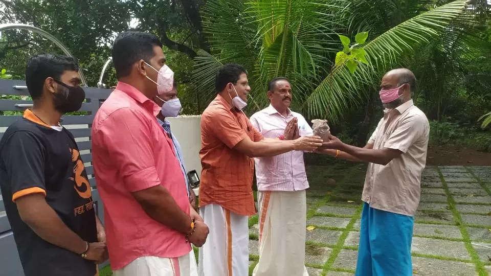 Vishwa Hindu Parishad Founder's Day Celebration