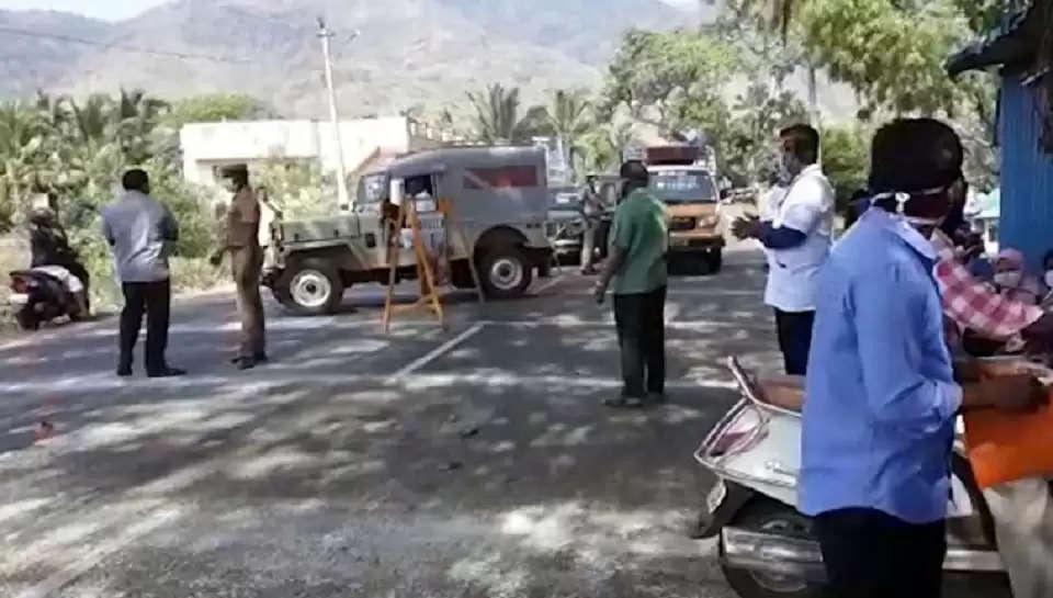 Nipah virus  Tamil Nadu Health Department to strengthen border monitoring