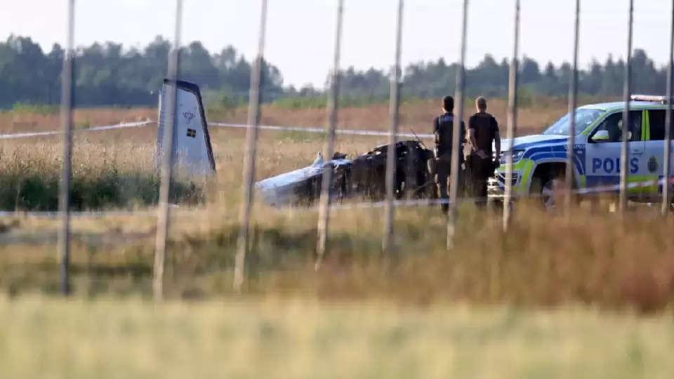 sweden plan accident